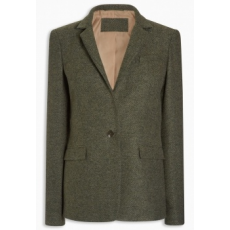 Next TBC NEXT Wool Blend Heritage Jacket 8 (435979-GREEN-8)