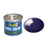Night blue gloss makett festék Revell 32154