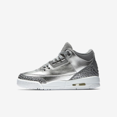 Nike Air Jordan 3 Retro Premium Heiress Chrome GG