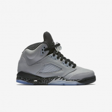 Nike Air Jordan 5 Retro Wolf Grey GS