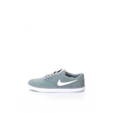 Nike , Check Solar Suede Sneakers With Contrasting Details, Hamuszürke, 7.5 (843895-005-7.5)