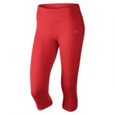 Nike Epic Run női 3/4-es futónadrág, Light Crimson, M (646245-696-M)