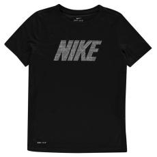 Nike gyerek póló - Nike Dry Legacy T Shirt Junior Boys Black