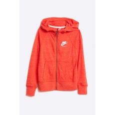 Nike Kids - gyerek felső 122-156 cm - mandarin színű
