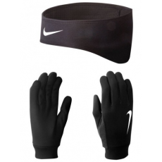 Nike MENS RUNNING THERMAL HEADBAND/GLOV