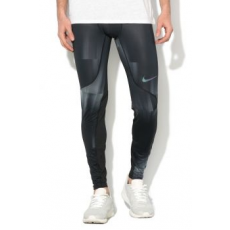 Nike , Sportleggings 838018, Fekete, S (838018-010-S)
