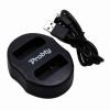 Nikon EN-EL15 akku/akkumulátor duál USB adapter/töltő utángyártott