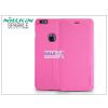 Nillkin Apple iPhone 6/6S oldalra nyíló flipes tok - Nillkin Sparkle - pink