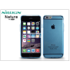 Nillkin Apple iPhone 6/6S szilikon hátlap - Nillkin Nature - kék