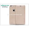 Nillkin Apple iPhone 6 Plus/6S Plus oldalra nyíló flipes tok - Nillkin Sparkle - golden