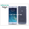 Nillkin Apple iPhone 6 Plus/6S Plus szilikon hátlap - Nillkin Nature - szürke