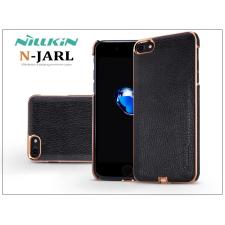 Nillkin Apple iPhone 7 hátlap beépített Qi adapterrel, vezeték nélküli töltő állomáshoz - Nillkin N-Jarl Magic Case - fekete tok és táska