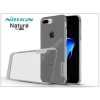 Nillkin Apple iPhone 7 Plus/iPhone 8 Plus szilikon hátlap - Nillkin Nature - szürke