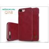 Nillkin Apple iPhone 7 Plus oldalra nyíló flipes tok - Nillkin Qin - piros