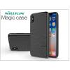 Nillkin Apple iPhone X hátlap beépített mágnessel - Nillkin Magic Case - fekete