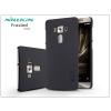 Nillkin Asus ZenFone 3 Deluxe (ZS570KL) hátlap képernyővédő fóliával - Nillkin Frosted Shield - fekete
