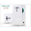 Nillkin Asus ZenFone 3 Deluxe (ZS570KL) oldalra nyíló flipes tok - Nillkin Qin - fehér