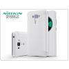 Nillkin Asus Zenfone 3 Laser (ZC551KL) oldalra nyíló flipes tok - Nillkin Sparkle - fehér