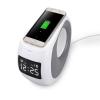 Nillkin Cozy MC1 Bluetooth Hangszóró vezeték nélküli töltővel - fehér