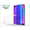Nillkin Huawei/Honor 10 szilikon hátlap - Nillkin Nature - transparent