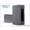 Nillkin Huawei Mate 10 oldalra nyíló flipes tok - Nillkin Sparkle - fekete
