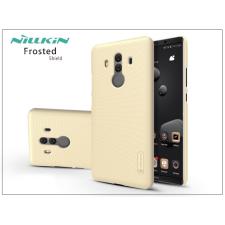 Nillkin Huawei Mate 10 Pro hátlap képernyővédő fóliával - Nillkin Frosted Shield - gold tok és táska