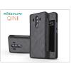 Nillkin Huawei Mate 10 Pro oldalra nyíló flipes tok - Nillkin Qin - fekete