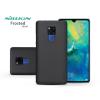 Nillkin Huawei Mate 20 X hátlap - Nillkin Frosted Shield - fekete