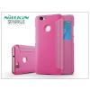 Nillkin Huawei Nova oldalra nyíló flipes tok - Nillkin Sparkle - pink