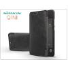 Nillkin Huawei P10 oldalra nyíló flipes tok - Nillkin Qin - fekete
