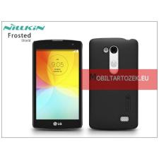 Nillkin LG D290N L Fino hátlap képernyővédő fóliával - Nillkin Frosted Shield - fekete tok és táska