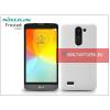 Nillkin LG D331/335 L Bello hátlap képernyővédő fóliával - Nillkin Frosted Shield - fehér