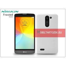 Nillkin LG D331/335 L Bello hátlap képernyővédő fóliával - Nillkin Frosted Shield - fehér tok és táska