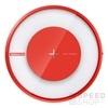 Nillkin Magic Disk 4 wireless vezeték nélküli gyorstöltő állomás, 5V/2A  9V/1.7A, piros