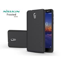 Nillkin Nokia 3.1 hátlap - Nillkin Frosted Shield - fekete tok és táska