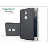 Nillkin Nokia 7 hátlap képernyővédő fóliával - Nillkin Frosted Shield - fekete