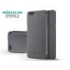Nillkin OnePlus 5 (A5000) Nillkin Sparkle flip-flop tok - fekete