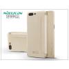 Nillkin OnePlus 5 (A5000) oldalra nyíló flipes tok - Nillkin Sparkle - gold