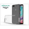 Nillkin OnePlus 5T (A5010) szilikon hátlap - Nillkin Nature - szürke