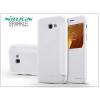 Nillkin Samsung A320F Galaxy A3 (2017) oldalra nyíló flipes tok - Nillkin Sparkle - fehér