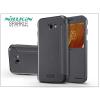 Nillkin Samsung A320F Galaxy A3 (2017) oldalra nyíló flipes tok - Nillkin Sparkle - fekete