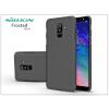 Nillkin Samsung A605 Galaxy A6 Plus (2018) hátlap képernyővédő fóliával - Nillkin Frosted Shield - fekete