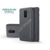 Nillkin Samsung A605 Galaxy A6 Plus (2018) oldalra nyíló flipes tok - Nillkin Sparkle - fekete