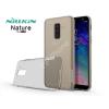 Nillkin Samsung A605 Galaxy A6 Plus (2018) szilikon hátlap - Nillkin Nature - szürke