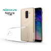 Nillkin Samsung A605 Galaxy A6 Plus (2018) szilikon hátlap - Nillkin Nature - transparent