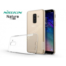 Nillkin Samsung A605 Galaxy A6 Plus (2018) szilikon hátlap - Nillkin Nature - transparent tok és táska