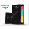 Nillkin Samsung A710F Galaxy A7 (2016) szilikon hátlap - Nillkin Nature - aranybarna