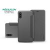 Nillkin Samsung A750F Galaxy A7 (2018) oldalra nyíló flipes tok - Nillkin Sparkle - fekete