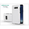 Nillkin Samsung G955F Galaxy S8 Plus hátlap képernyővédő fóliával - Nillkin Frosted Shield - fehér