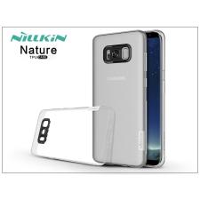 Nillkin Samsung G955F Galaxy S8 Plus szilikon hátlap - Nillkin Nature - transparent tok és táska